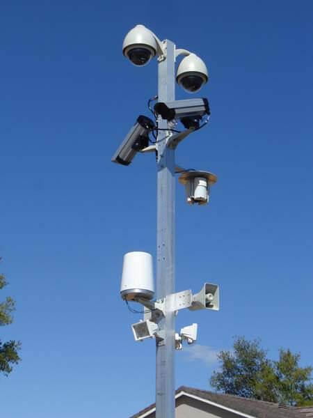 پایه دوربین مکعبی